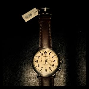 BRAND NEW, WITH TAGS Shinola 47mm Runwell Chrono
